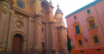 <span>Granada city</span> guided tour, whit <span>Cathedral</span> and <span>Royal Chapel</span>